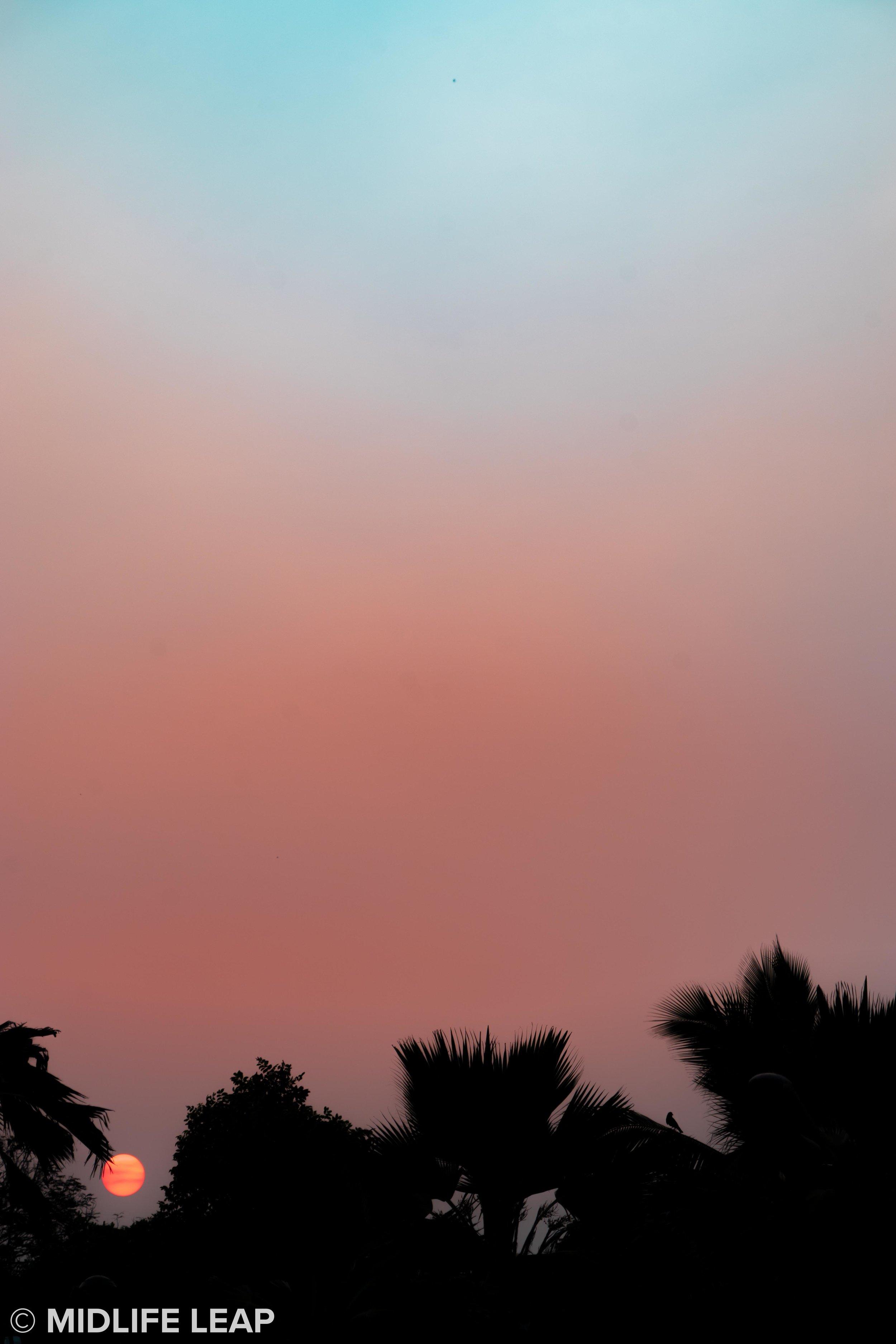 sunset-pondicherry