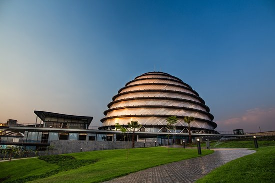 This photo of Kigali Convention Center is courtesy of TripAdvisor