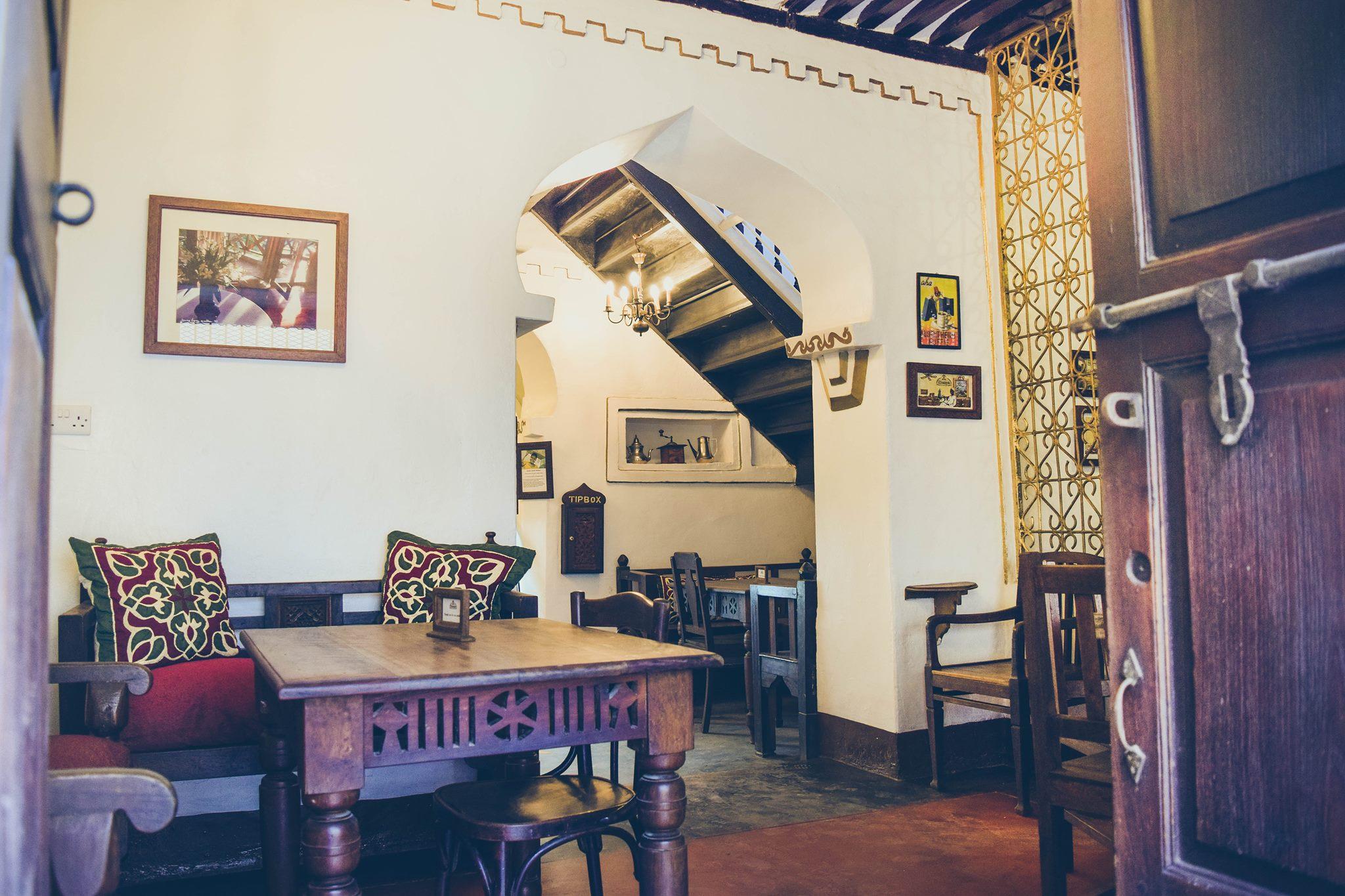Photo Courtesy of  Zanzibar Coffee House