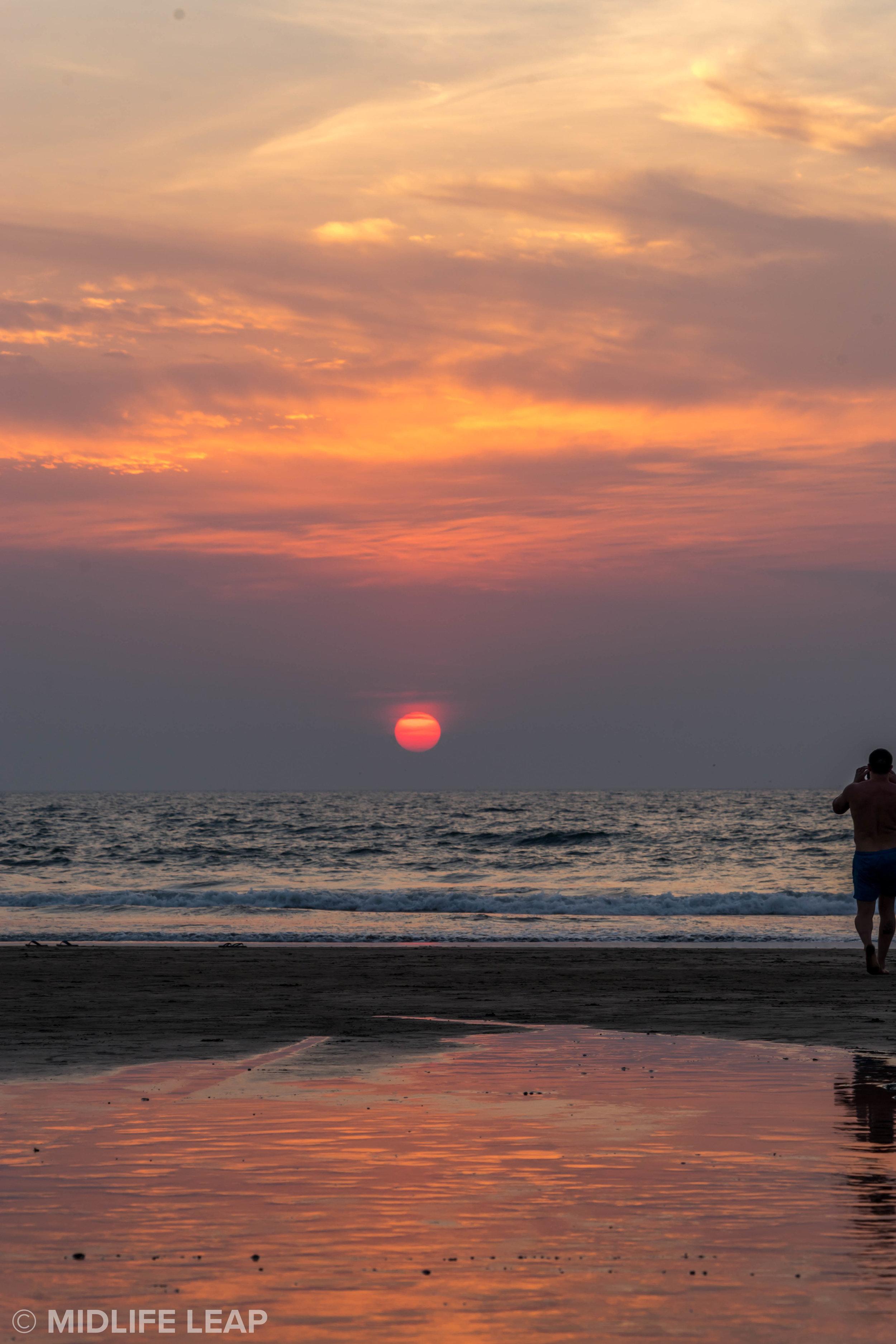 sunsets-vagator-beach-north-goa