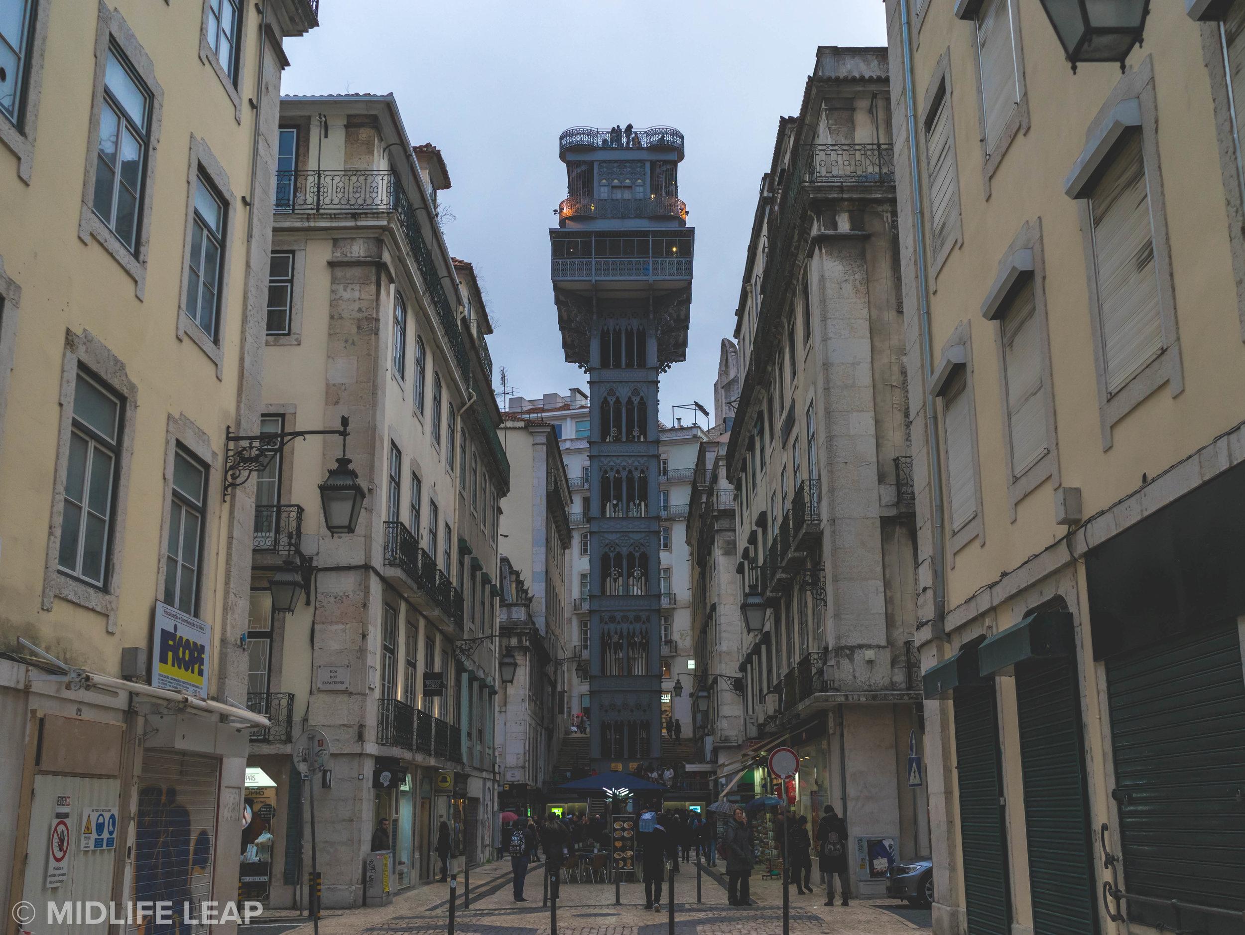 things-to-do-in-lisbon-santa-justa-lift
