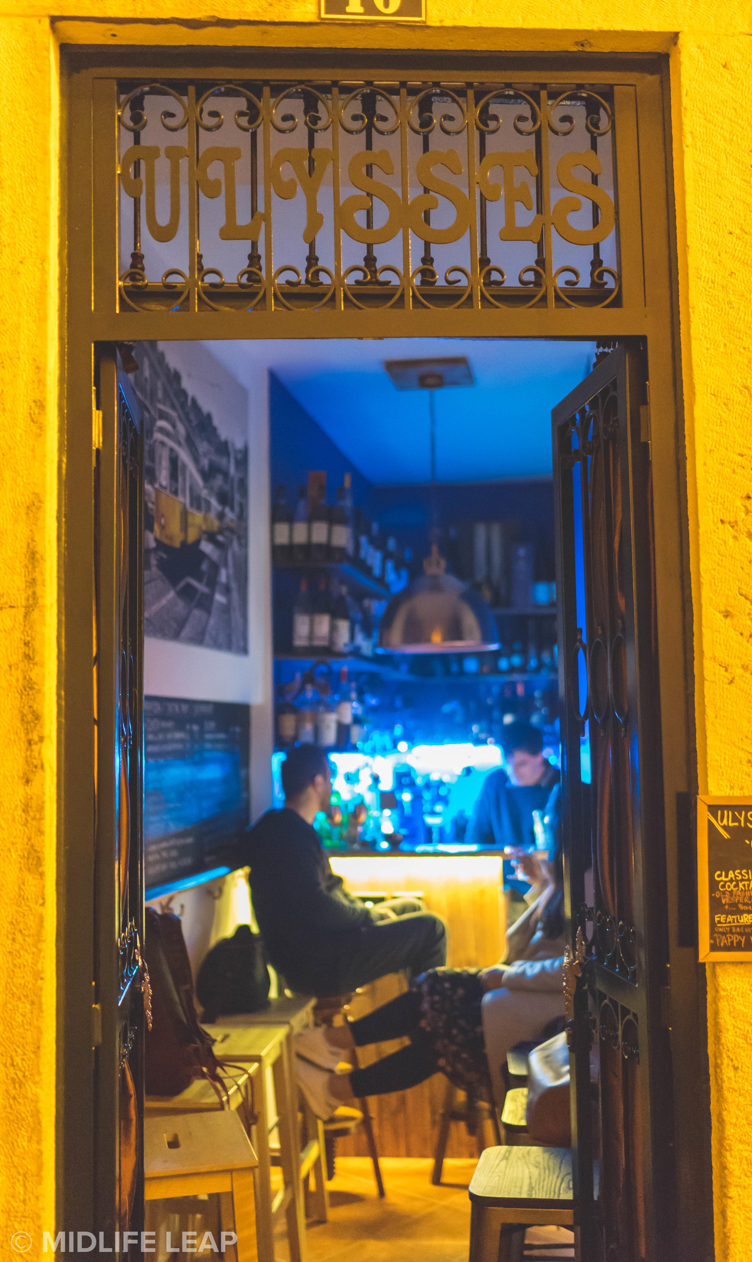 best-bars-in-lisbon-ulysses