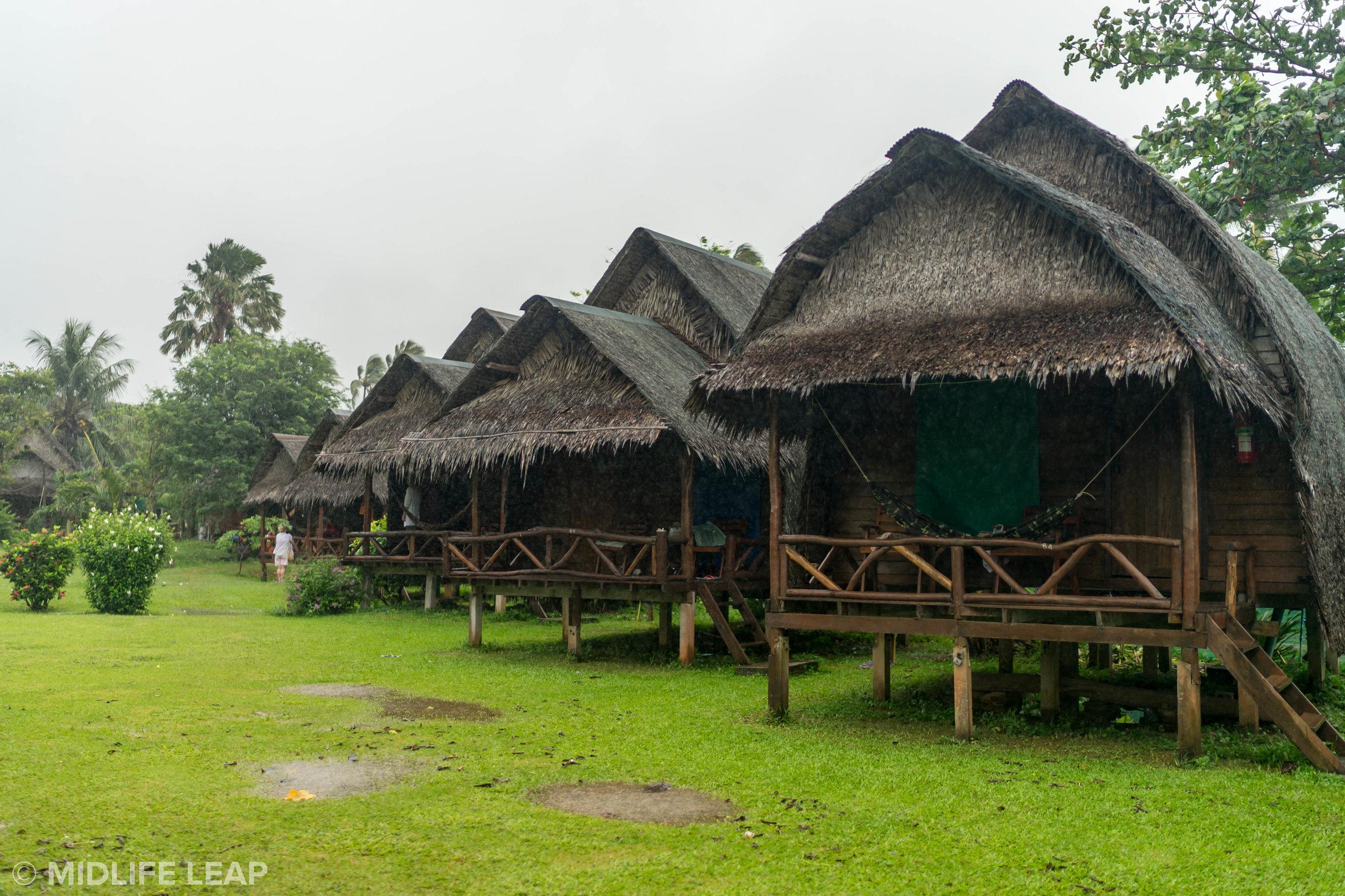 Our little bungalow