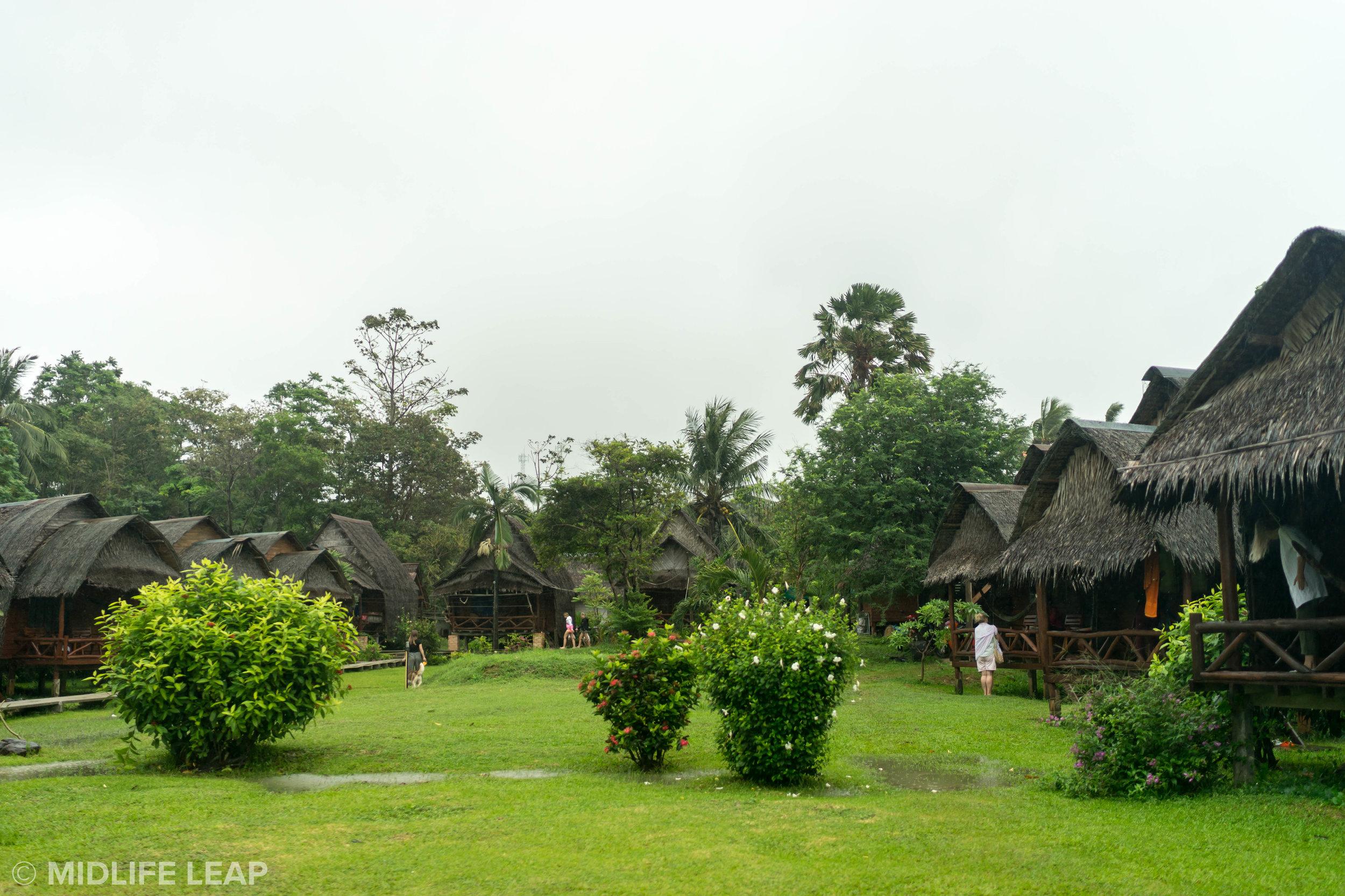 The  Lanta Marina Resort  (pre flood)