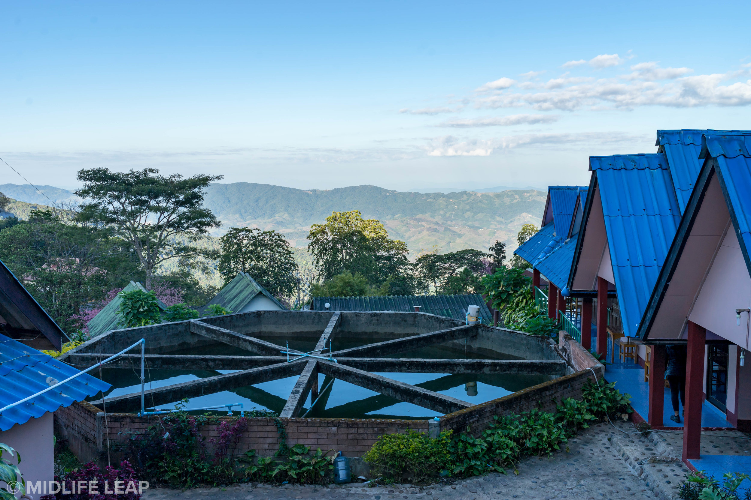 Our Guesthouse in Phu Chi Fa