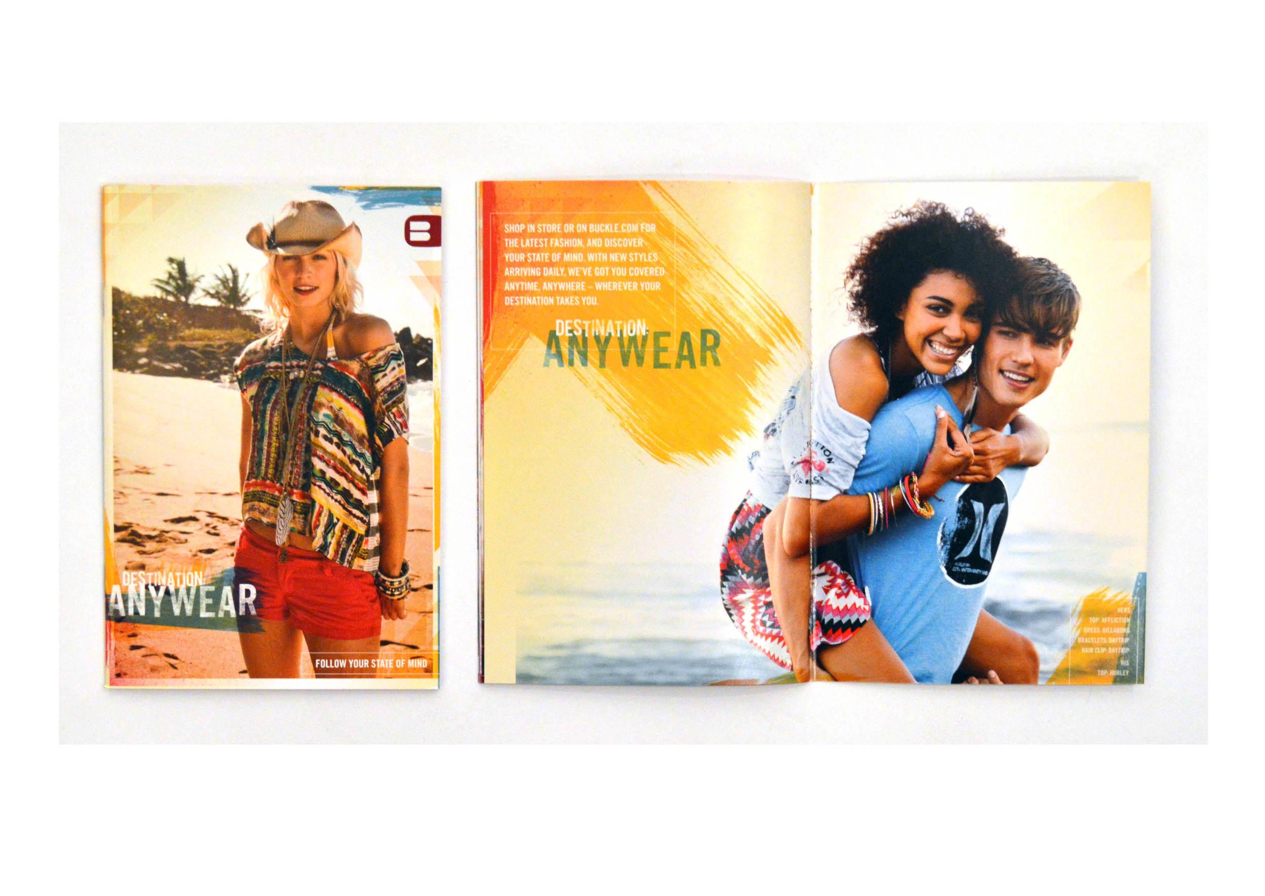 Buckle | Spring Image Book | tashvock.com