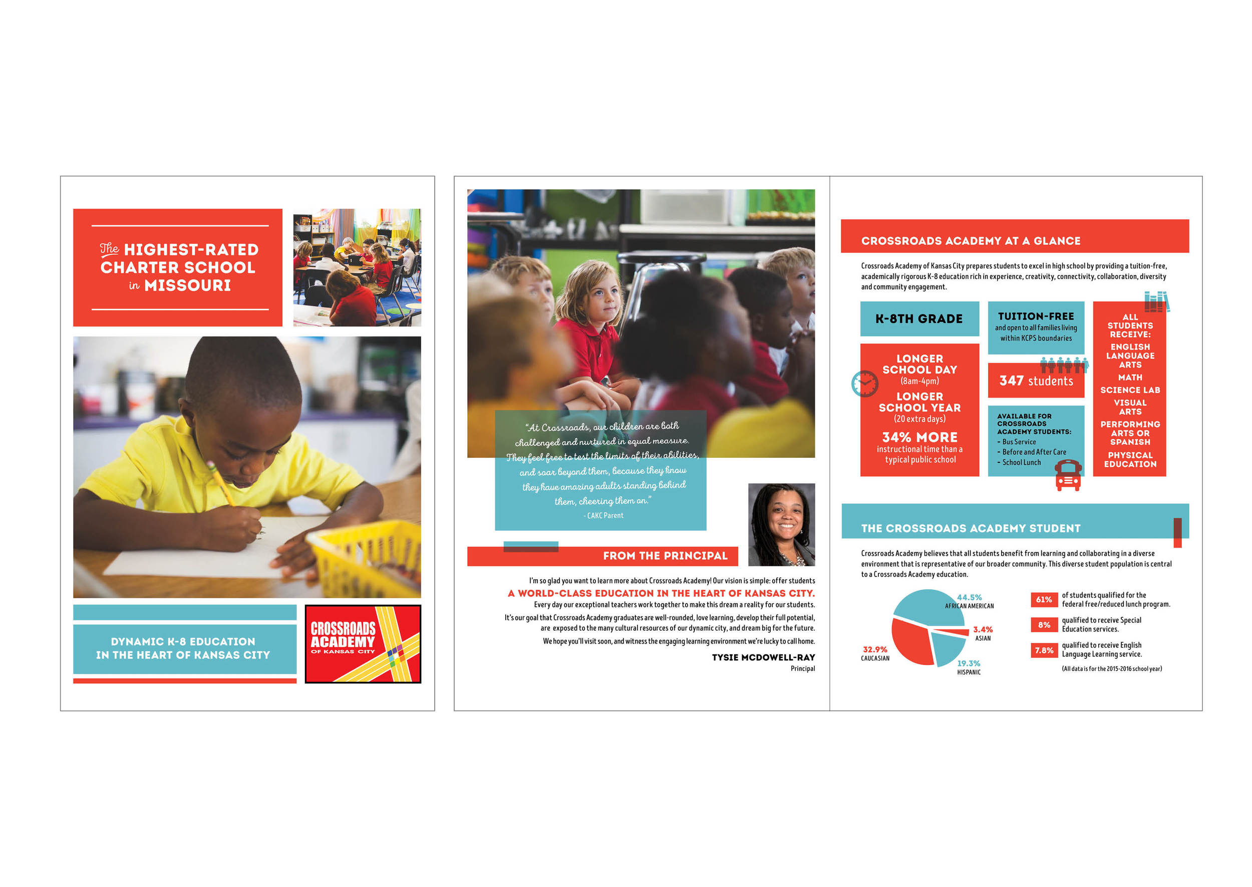 Kansas City Crossroads Academy Brochure | tashvock.com