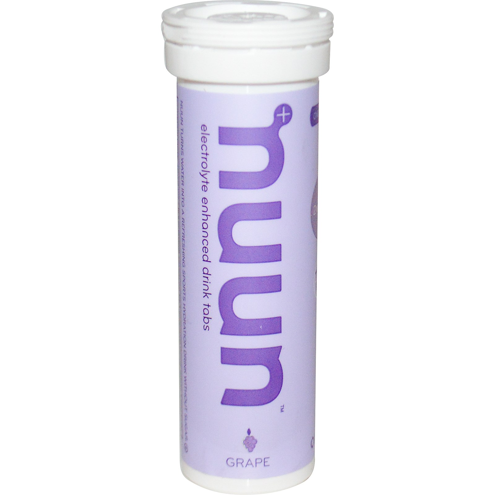 Nuun Grape Tablet