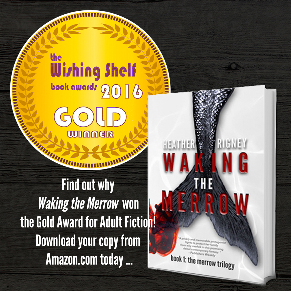 Wishing Shelf Award