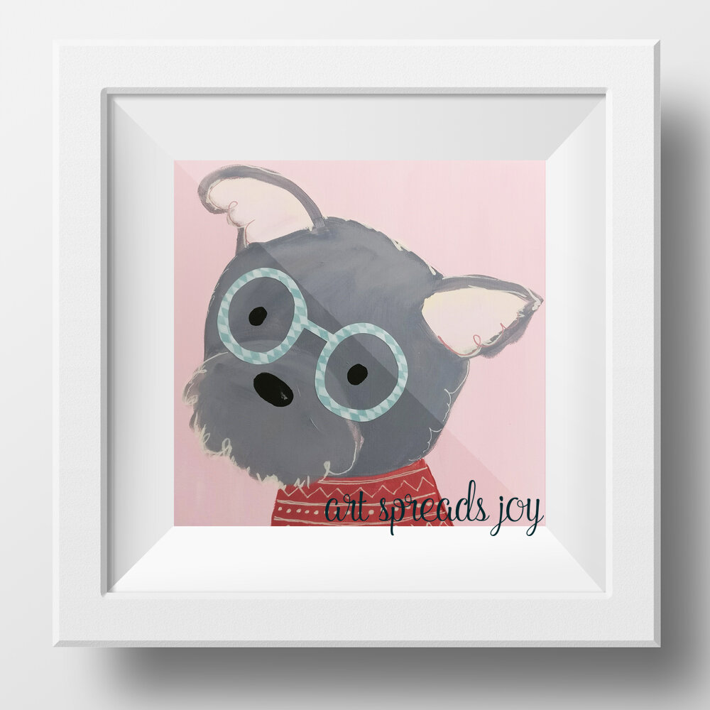 Snazzy-Animals-03-Katie-Erickson_Wall-Art-Kids-Print-Cats-Dogs.jpg