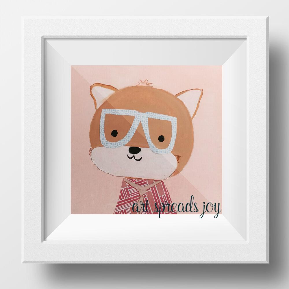 Snazzy-Animals-07-Katie-Erickson_Wall-Art-Kids-Print-Cats-Dogs.jpg