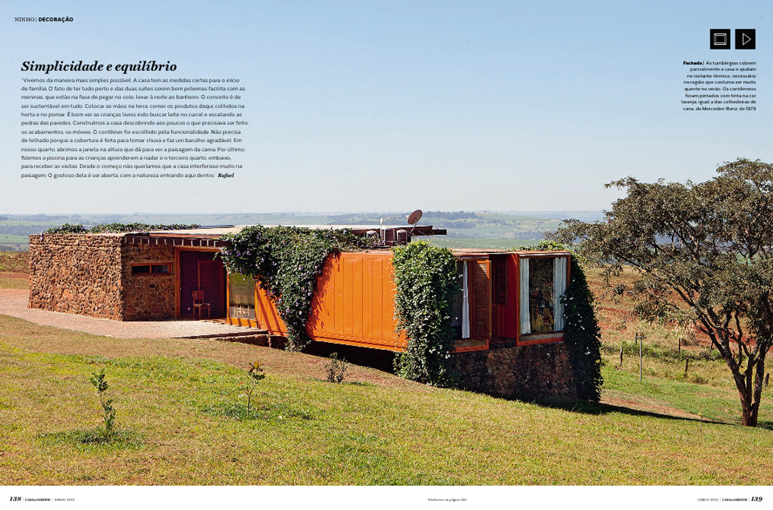 Isolare La Casa Basaluzzo jorge siemsen studio