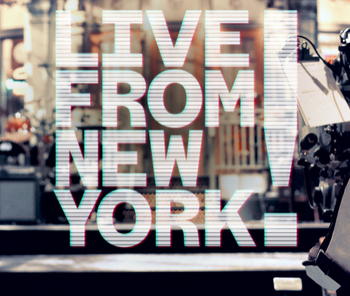 Live From New York (6/12/15)