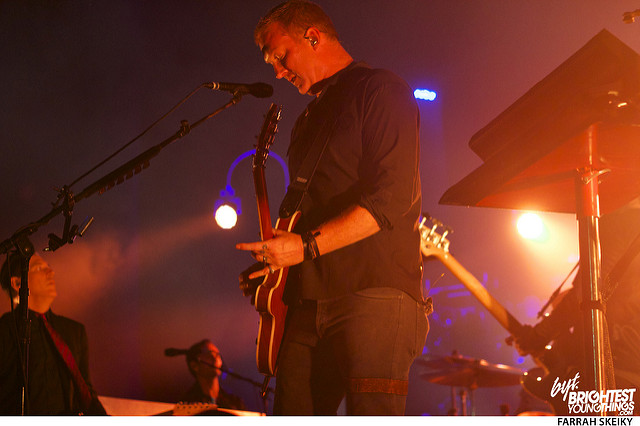 Queens of the Stone Age/St. Vincent (7/21/14)