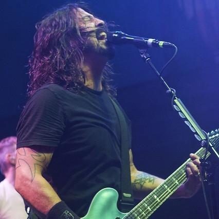 Big Tony's Birthday Celebration with Foo Fighters (5/7/14)
