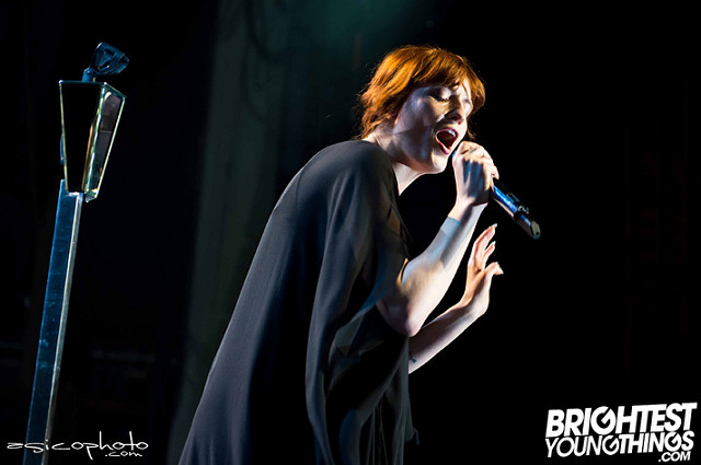 Florence & the Machine and The Weeknd (9/21/12)