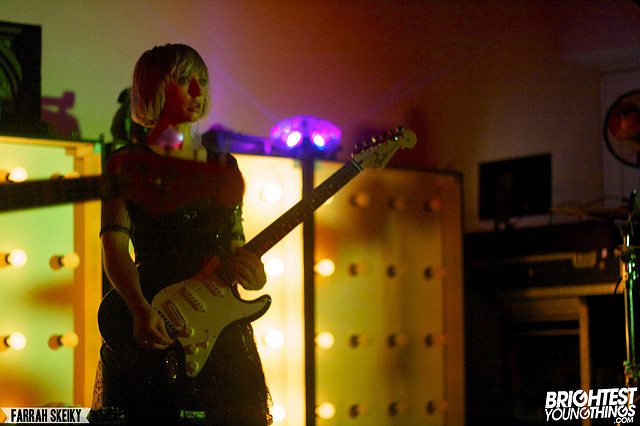 The Joy Formidable (11/12/12)