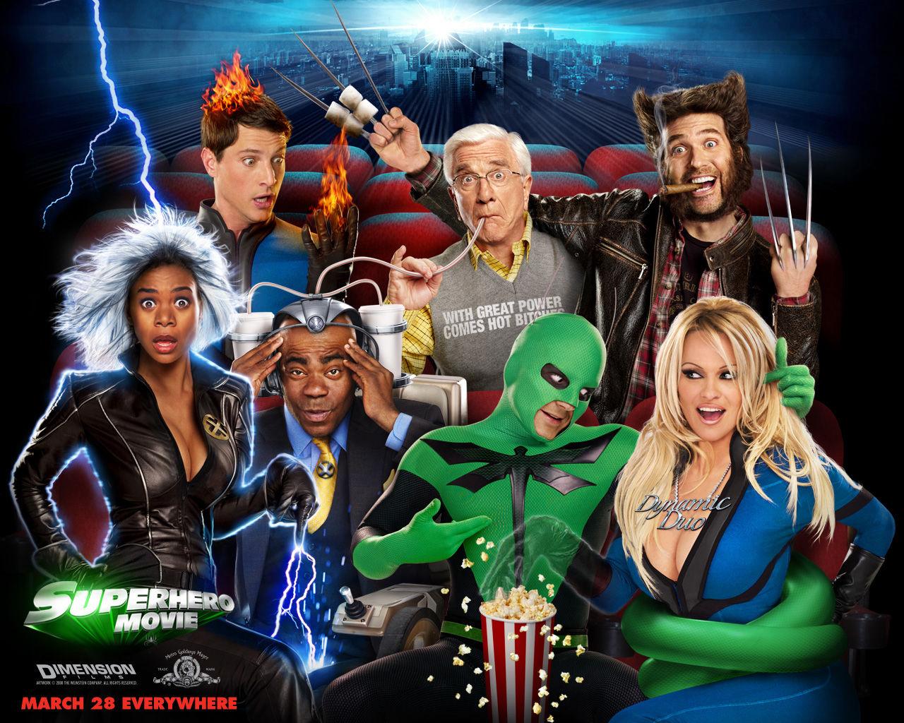 Superhero Movie (4/7/08)