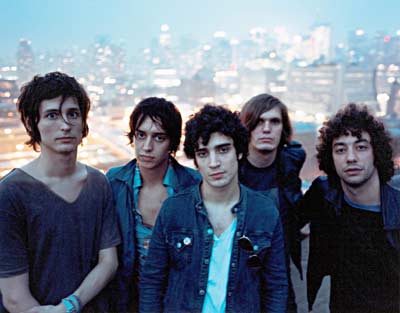 The 20 Best Songs By The Strokes (10/10/11)