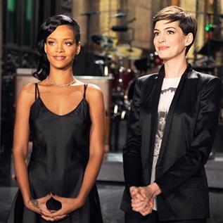 """""""Anne Hathaway/Rihanna"""" (Episode 38.07)"""