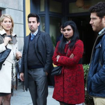 """""""Mindy Lahiri Is a Racist"""" (Episode 2.09)"""