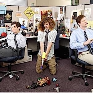 <i>Workaholics</i>