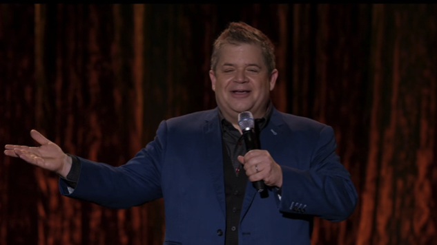 Ranking Patton Oswalt's Comedy Specials and Albums (5/25/16)