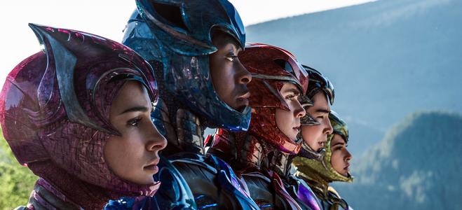 Power Rangers (3/24/17)