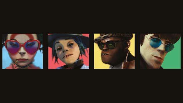 The 10 Best Gorillaz Songs (4/25/17)