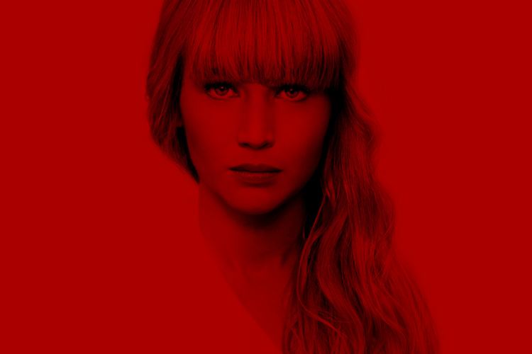 Red Sparrow (3/2/18)