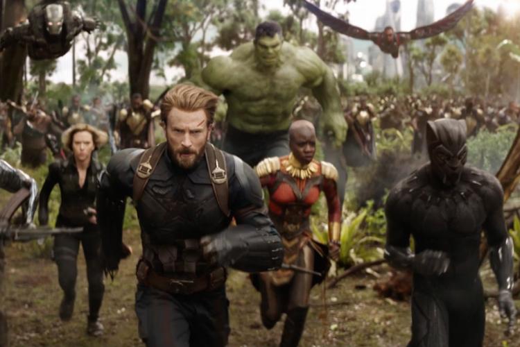 Avengers: Infinity War (4/27/18)