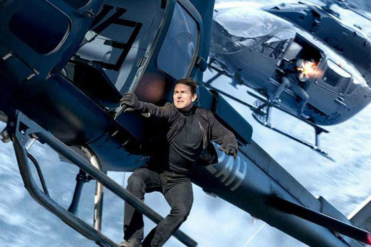Mission: Impossible - Fallout (7/27/18)