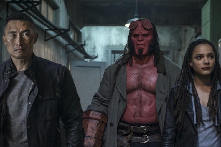 Hellboy (4/12/19)