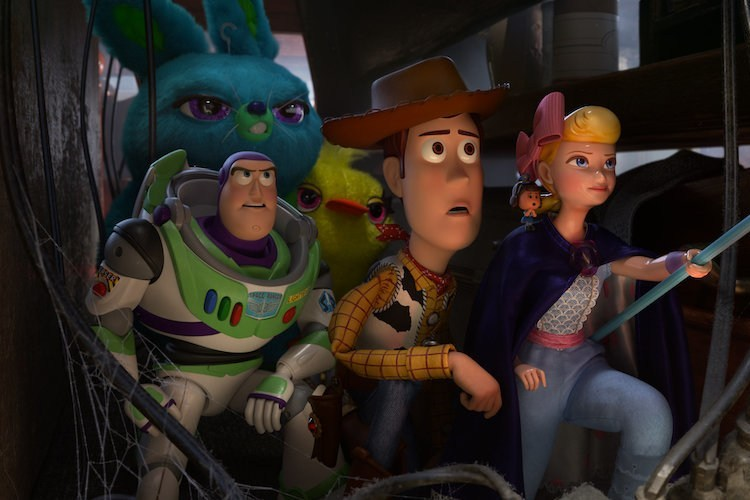 Toy Story 4 (6/21/19)