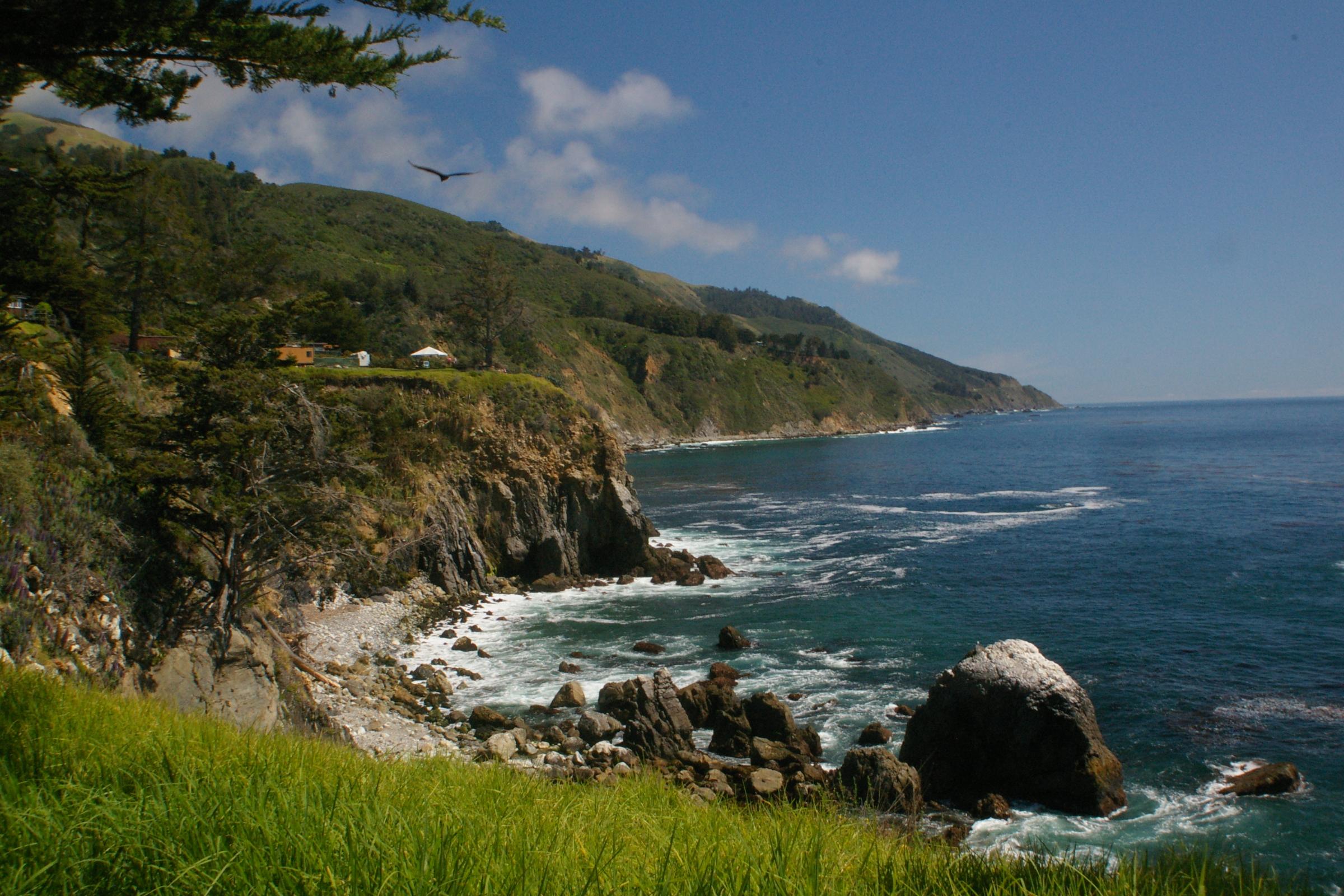 Esalen; Big Sur, CA, USA