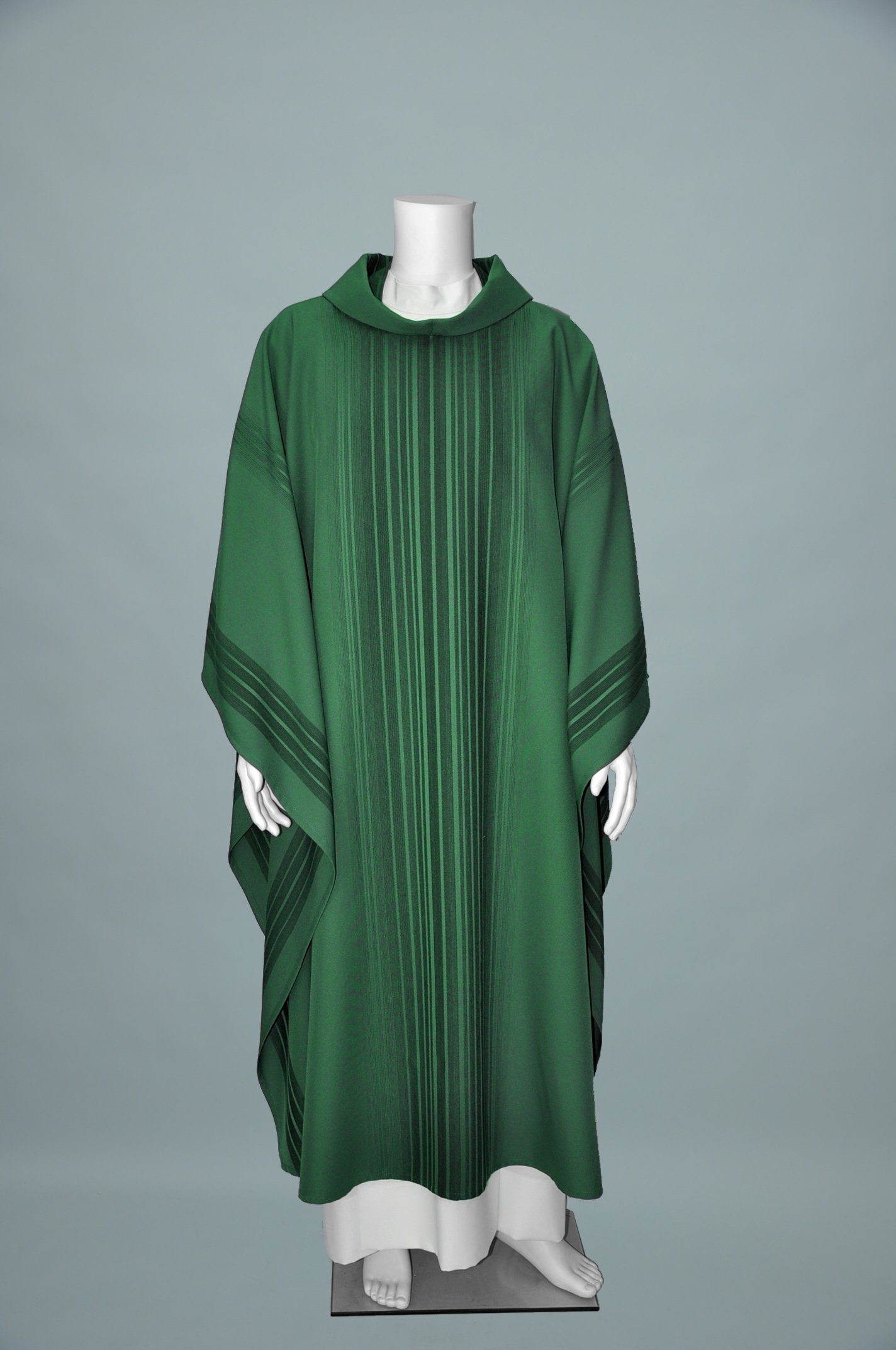 Mone Green Chasuble & Stole (f) 1