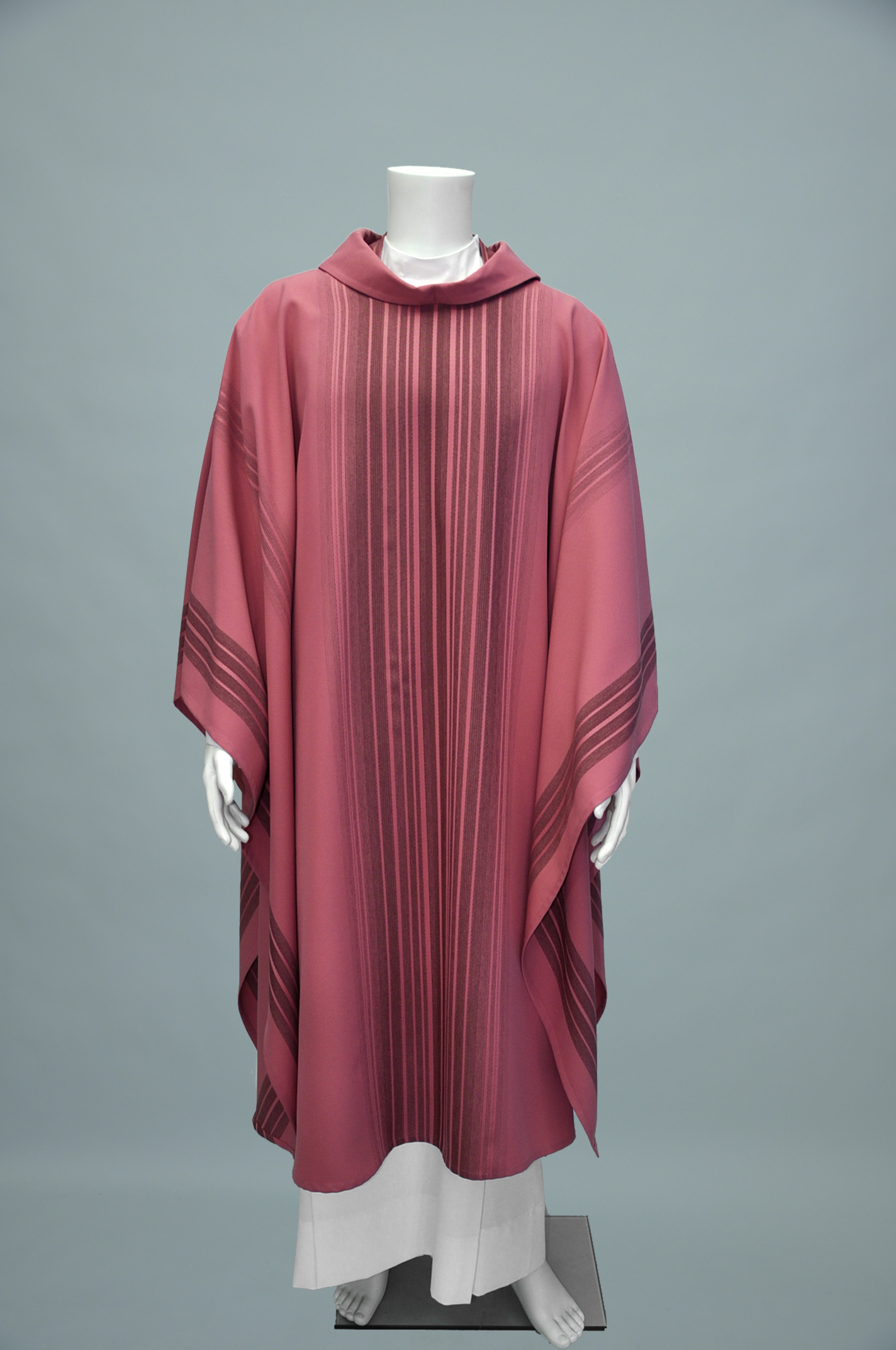 ROSE MONE CHASUBLE W/ STOLE (F) 1