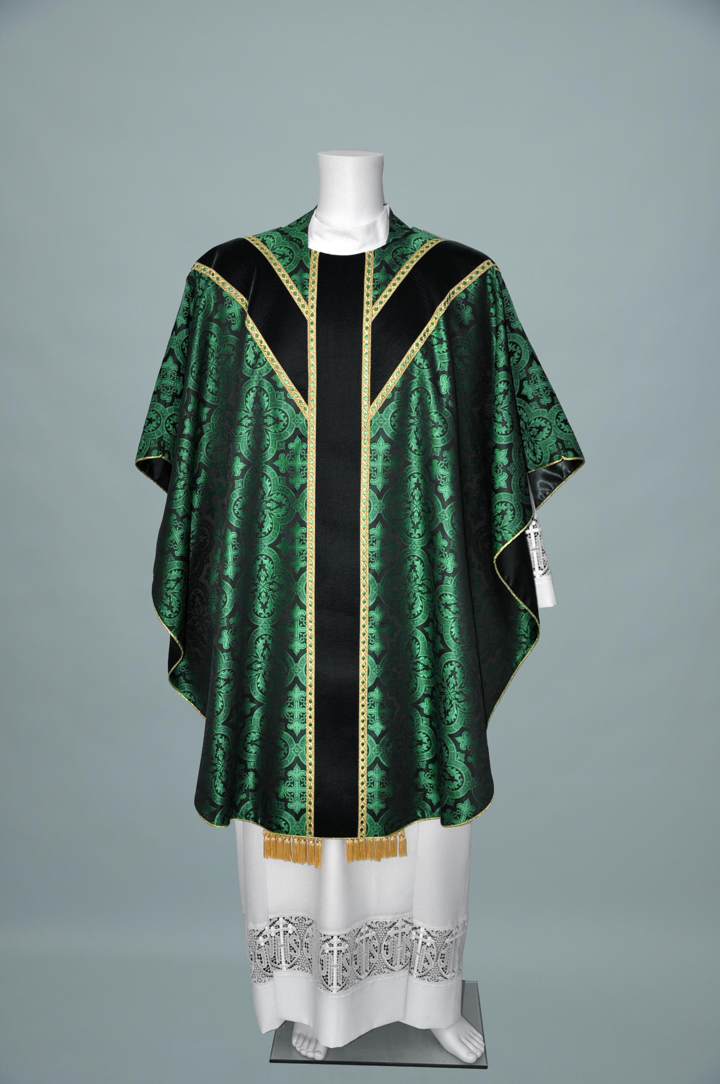 Gothic Chasuble Davinci Gree W Velvet + 2326 green gold (f) 2.jpg