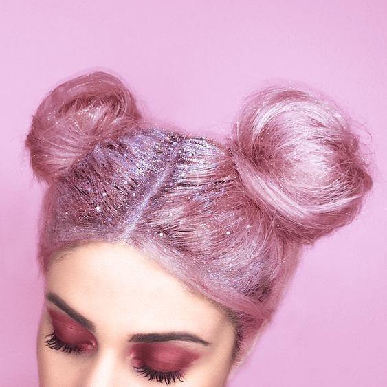 Hair goals 🍭