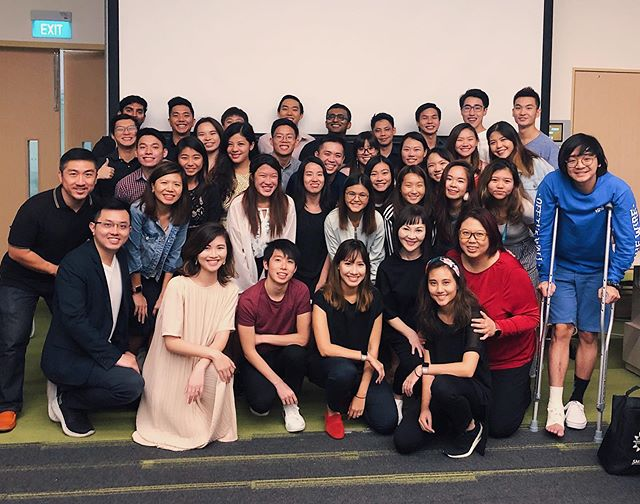 It is an absolute pleasure and honour to be working with this awesome team to create a programme and campaign that truly encapsulates the philosophy behind #SMUImagineBetter. I am filled with gratitude for this opportunity and journey.  Thankful for @sgsmu students, fellow @sgsmualumni, staff and the wider community for co-creating this crazy vision and trusting the process. Here are some shots from our capacity-building workshops: a kickass keynote by brilliant mind, @channelnewsasia Executive Editor, @sulingshoots; invigorating panel discussion and energetic breakout sessions around impact storytelling, community-building and entrepreneurship. We're ready to roll! #GetBrainJuiced #JobLove #ImpactMarketing