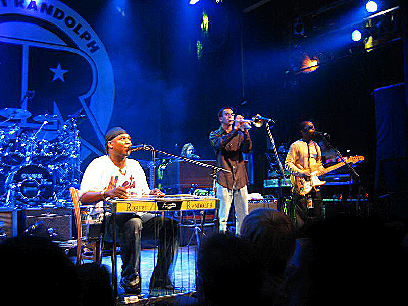 Robert Randolph and Family Band at HOB Sunset