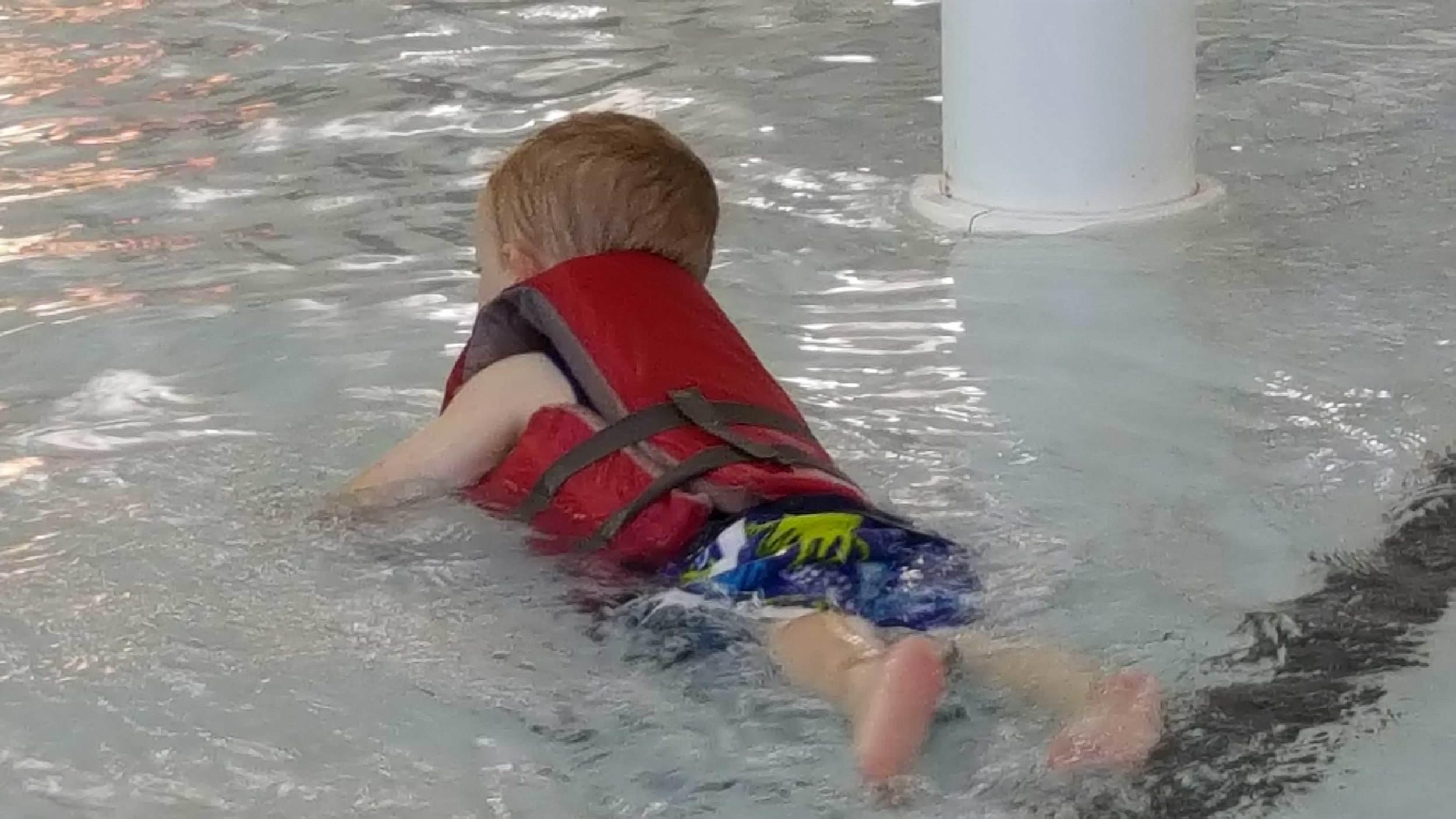 Kiddie Pool Fun