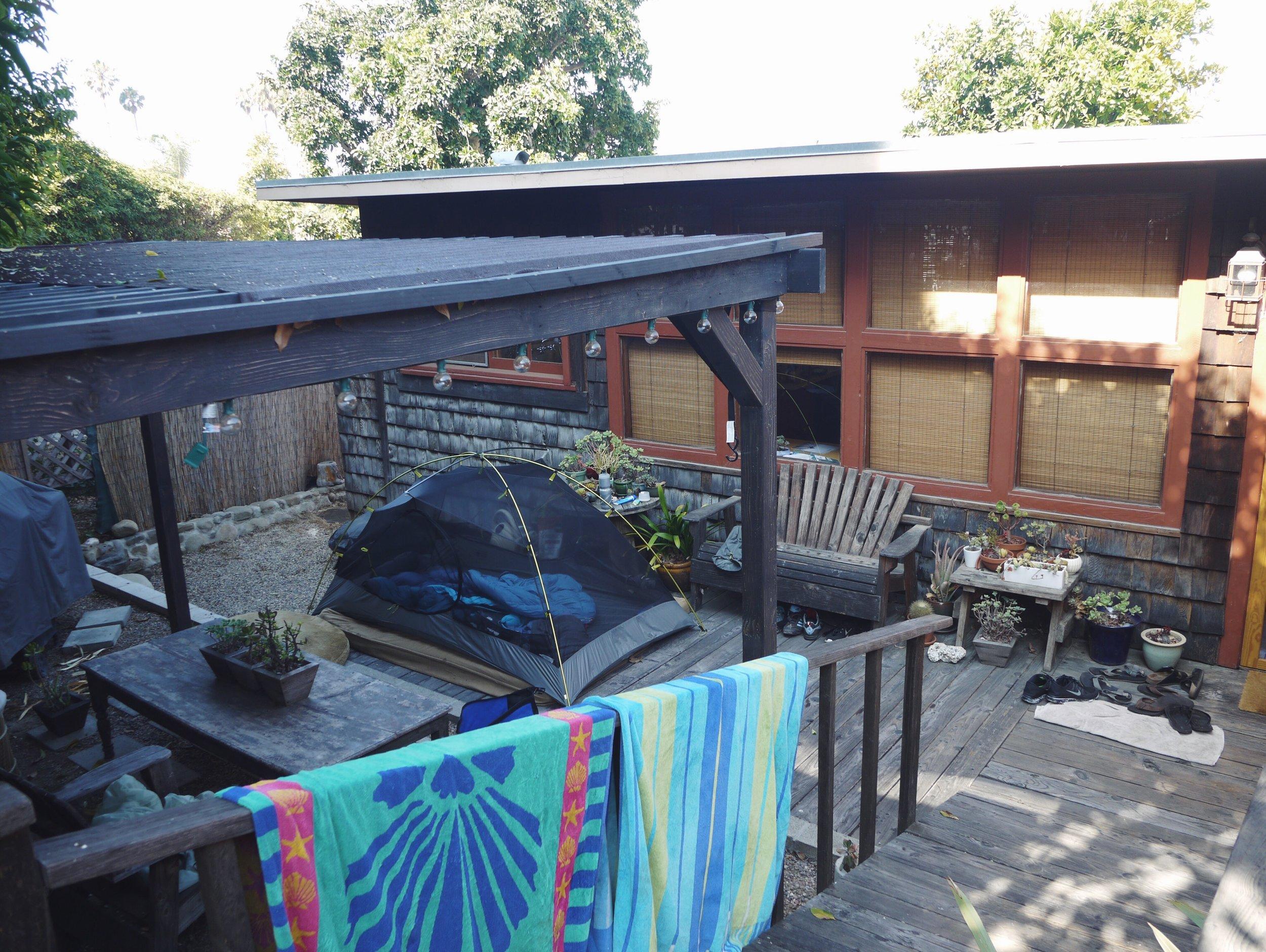 Ventura abode.