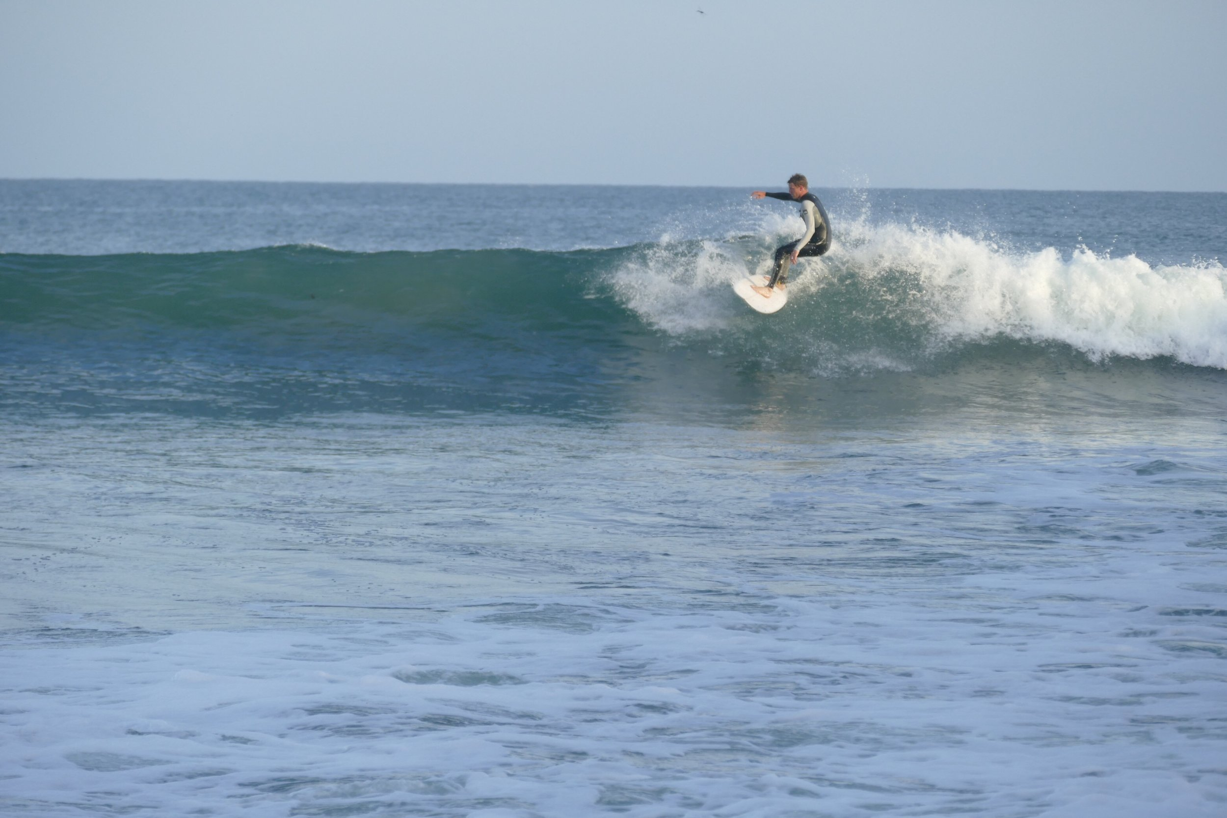 Another Corey. Given the level of surfing, these were freebies.