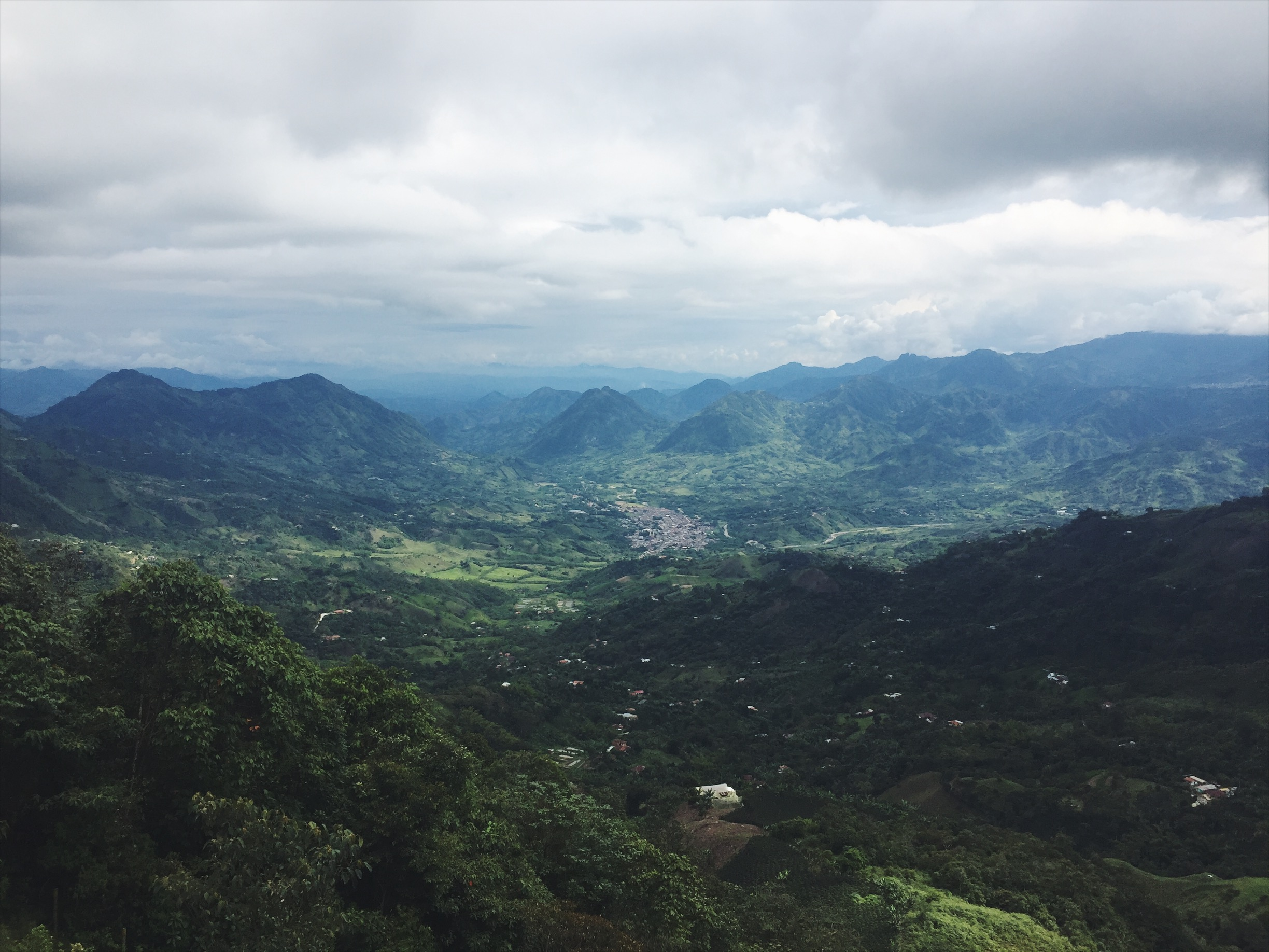 Colombia's coffee triangle, the Eje Cafetero, is a stunning configuration of breathtaking topography, agricultural abundance and the impossibly charming colonial pueblos that always seem to be located at either the veryyyyy top or veryyyyy bottom of any given valley.