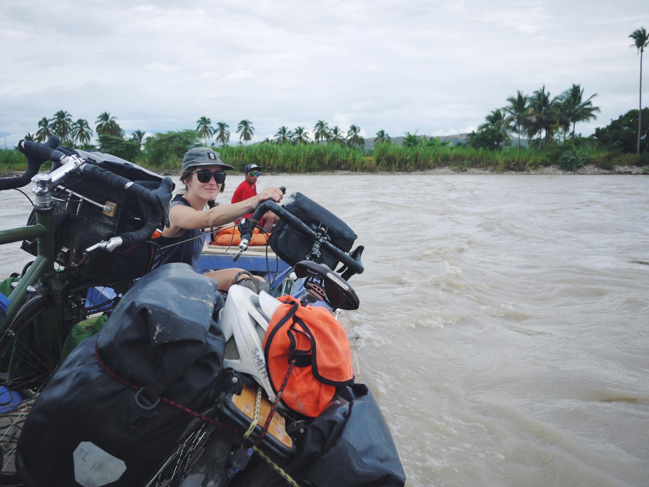 Amazonas Departmento river crossing, en route to Bagua Grande.