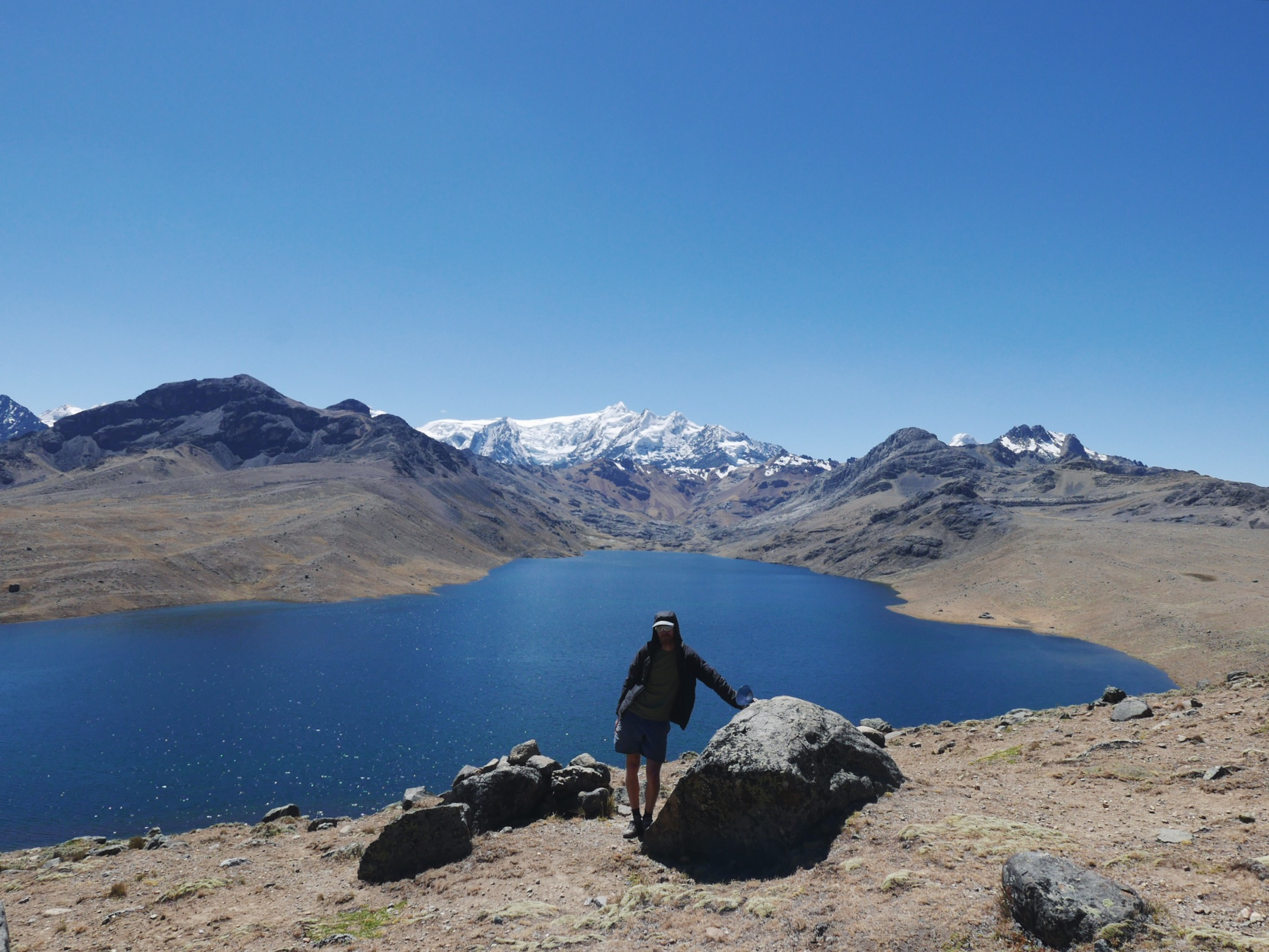 Sparkling cobalt lagunas and vaulting glaciers make for long lunch loiters.