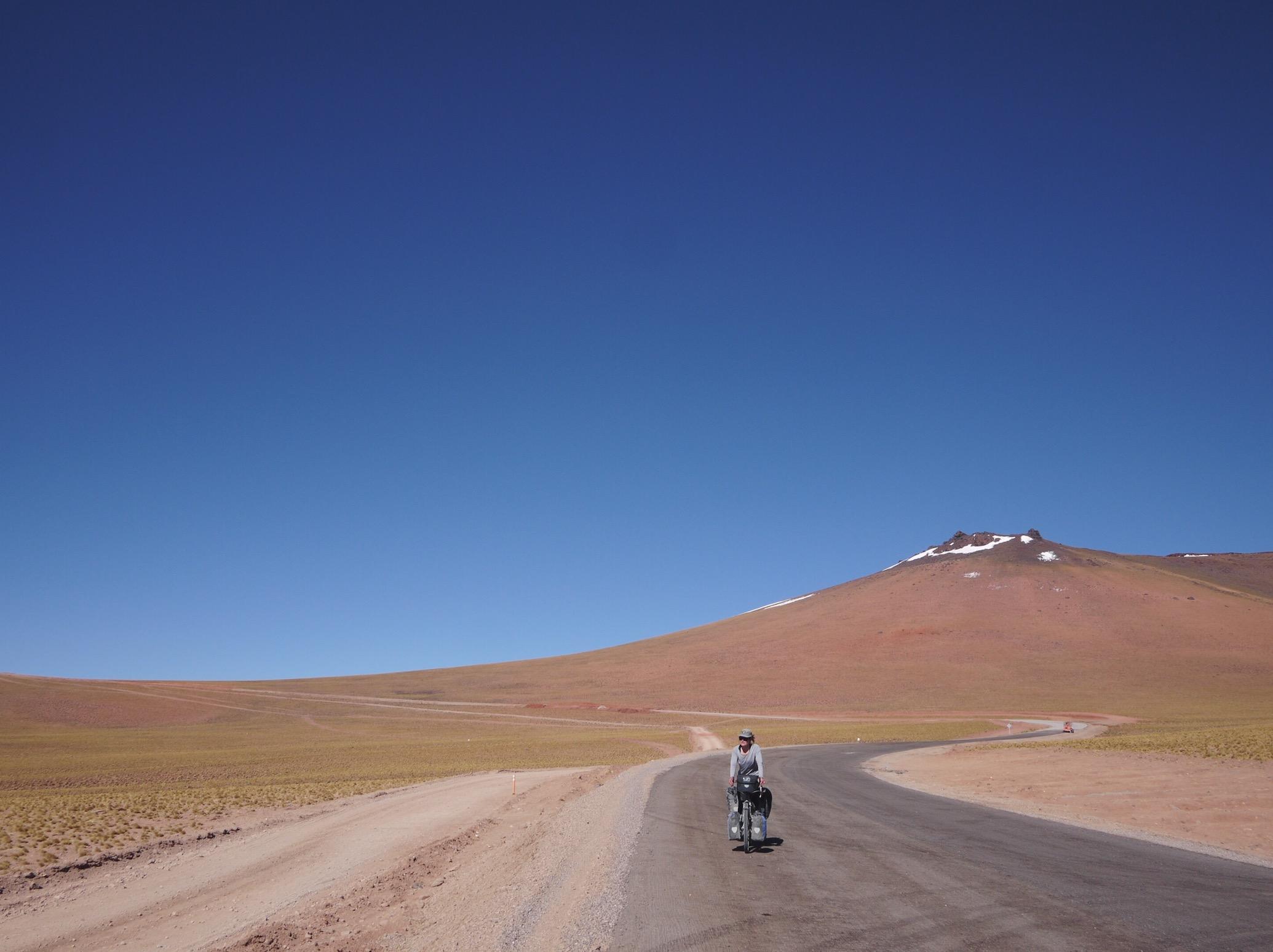 Chile/Argentina border. Paso de Sico.