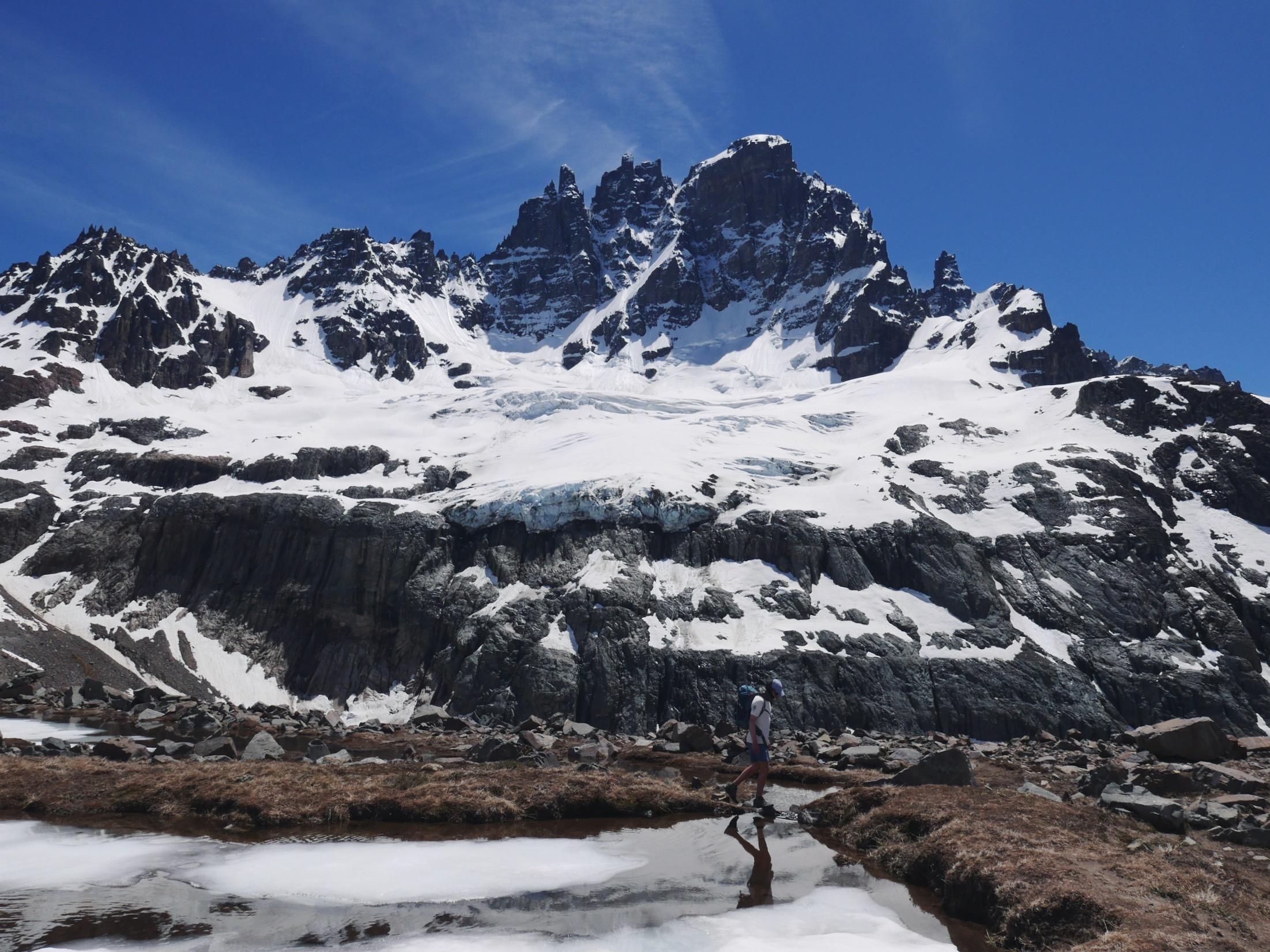 Cerro Castillo—the Torres del Paine of the north.