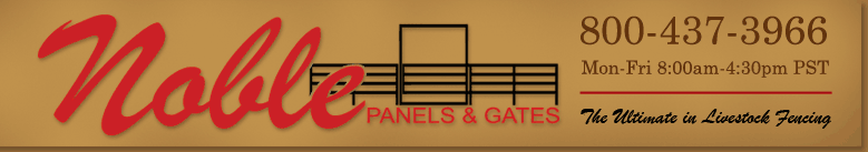 Noble Panels and Gates